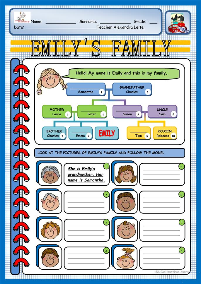 dating family members Identifying family and relationship theories in family life education materials • recognition of the fact that some members of the family provide.