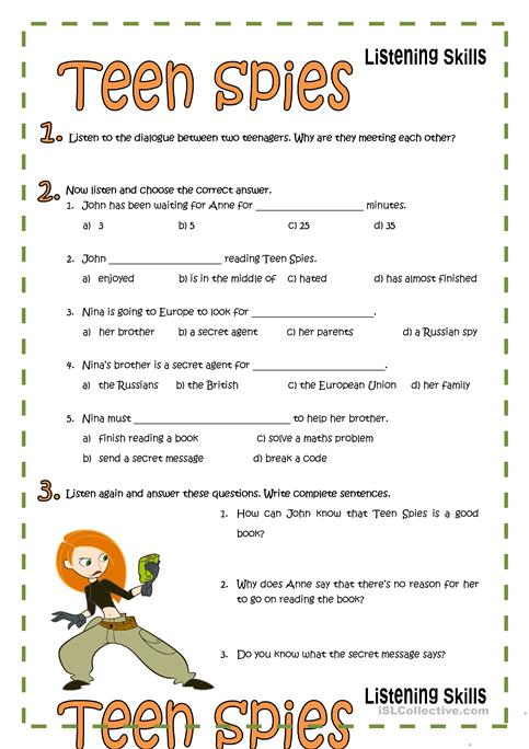 Free Downloadable Therapeutic Worksheets for Children and Teens