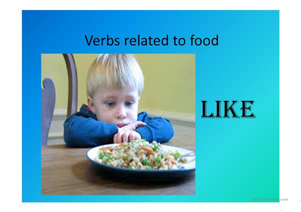 FOOD VERBS-COOKING