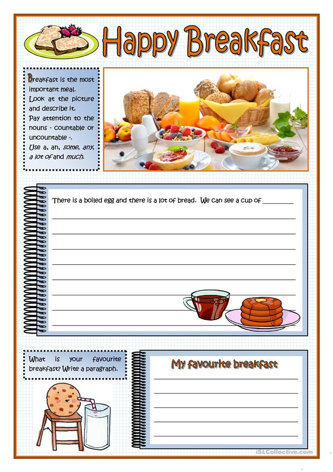... Worksheet On One Page In Excel 2007 As Well As Worksheet On Food For