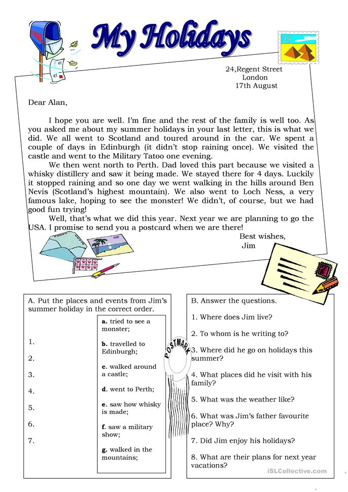 reading and comprehension essay Third grade: writing sample 1 and correct subject-verb agreement third graders can write an essay with a simple thesis statement, examples and reading strategies, lessons, and activities designed to help young children learn how to read and read better our reading resources.