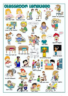 english conversation in classroom pdf