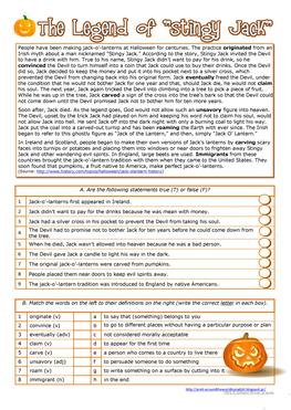 2.RL.2 FAIRYTALES AND FOLKTALES GRAPHIC ORGANIZER ...