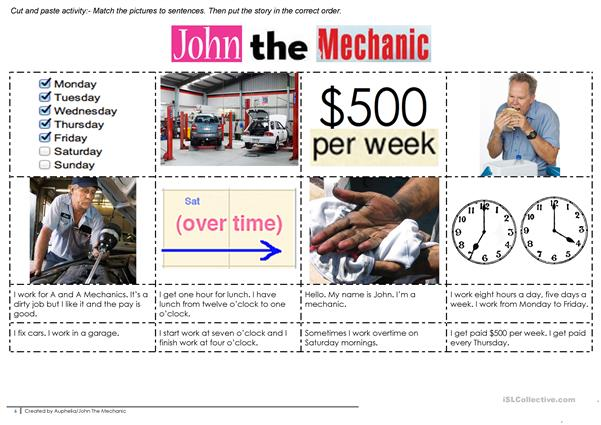 John the Mechanic