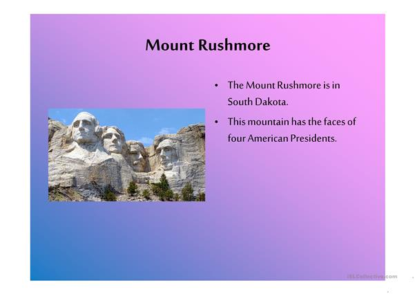 21 Presidents and Monuments Flashcards.