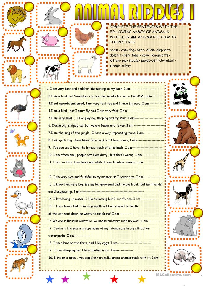 74492 on Who Am I Printable Worksheets