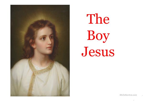 The Boy Jesus