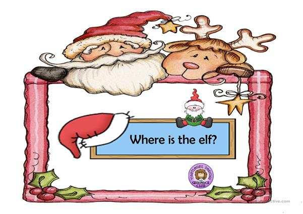 Where is the Elf?