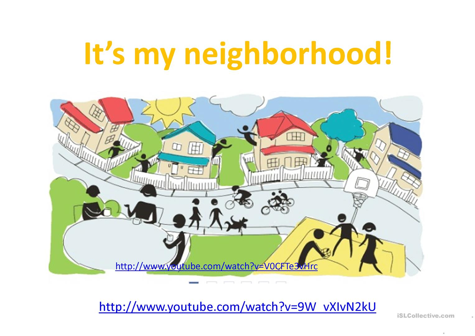 my neighbourhood What's in my neighborhood use this application to view cleanup sites surrounding a point of interest see help tab for more information.