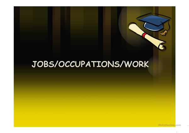 JOBS Powerpoint