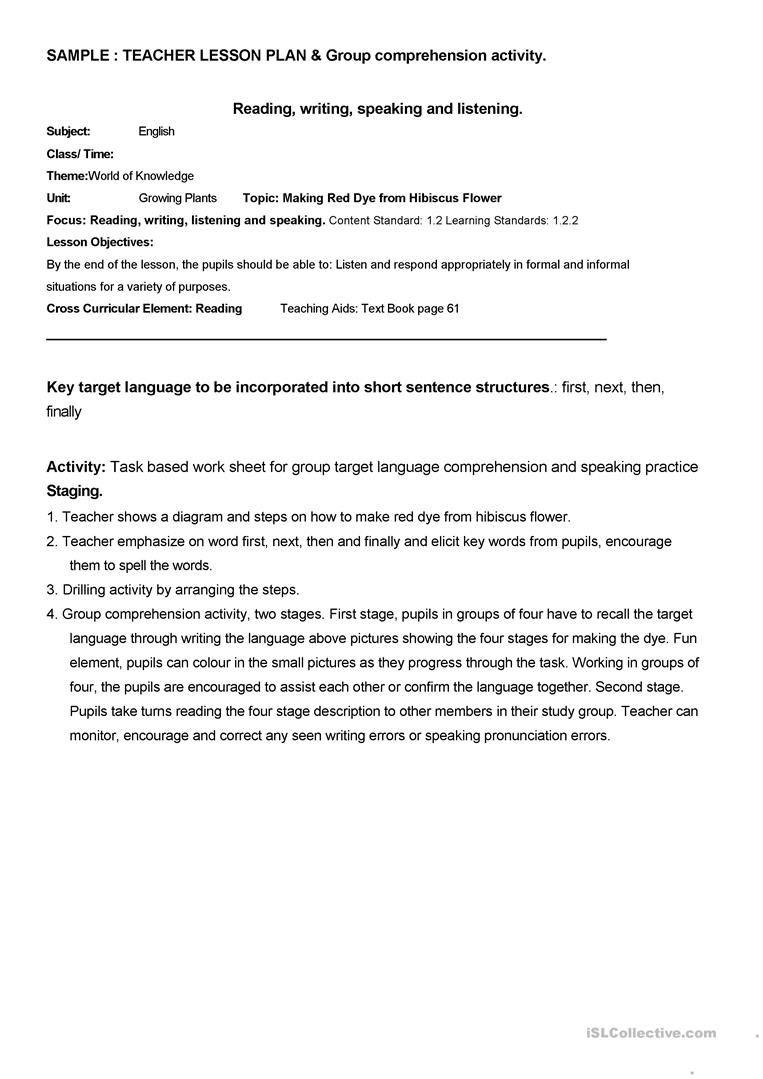 Outstanding Primary 2 English Exercise Vignette - Worksheet Math for ...