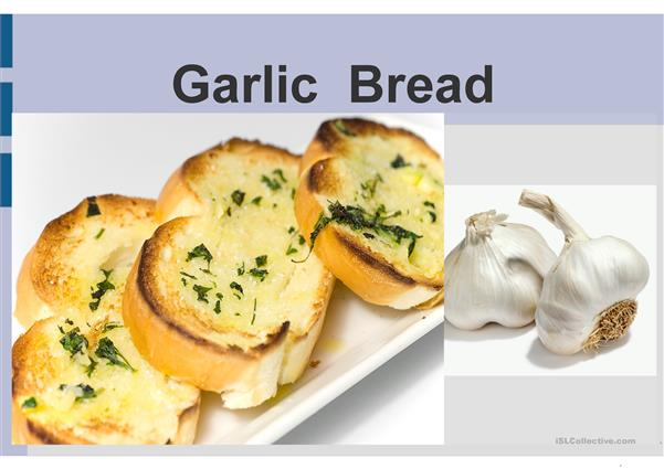Food Presentation with Dialogue