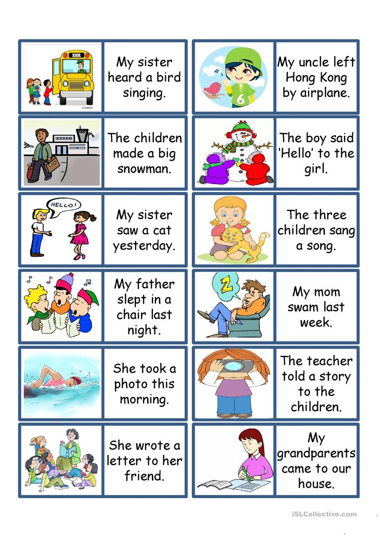 Action Verbs That Start With The Letter I