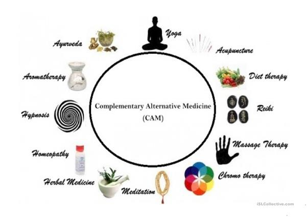 Alternative Medicine Conversation Class