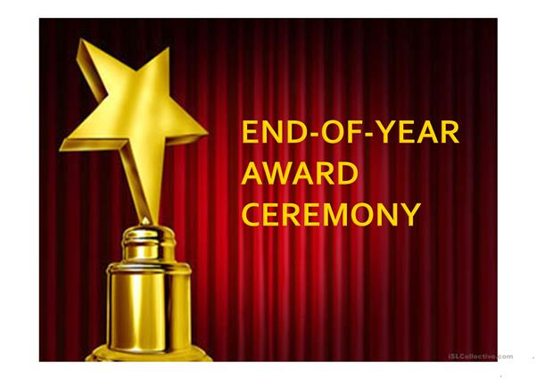 end-of-year awards