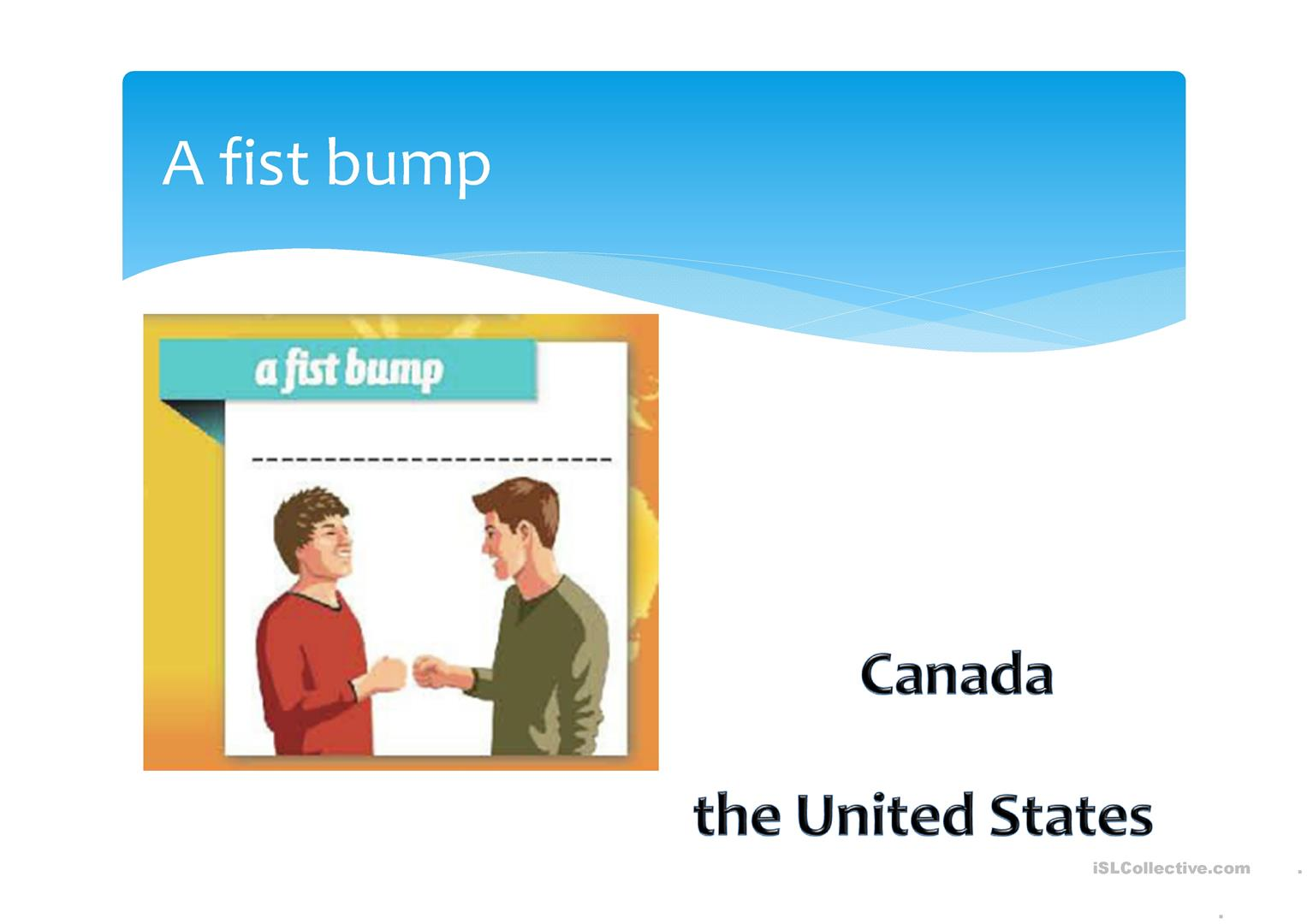 Greetings From Around The World Worksheet Free Esl Projectable