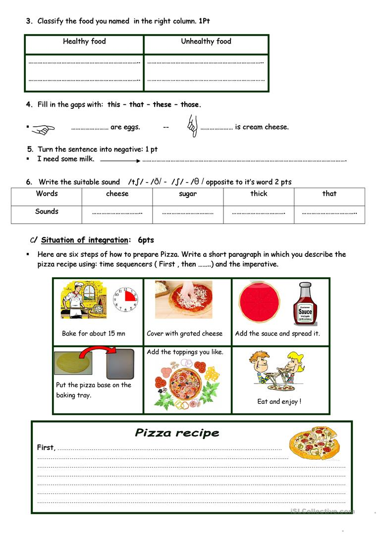 Worksheet reading a recipe worksheet grass fedjp worksheet study banana bread recipe worksheet free esl printable worksheets made full screen forumfinder Choice Image