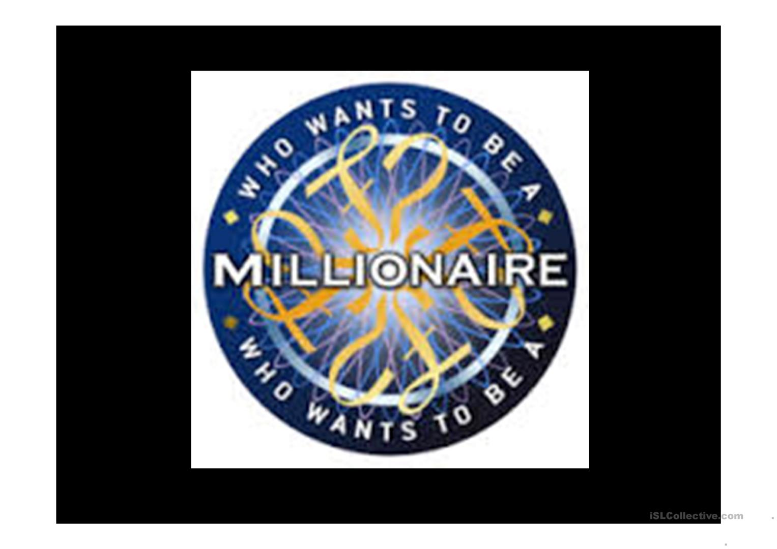 23 free esl millionaire powerpoint presentations exercises who wants to be a millionaire alramifo Choice Image
