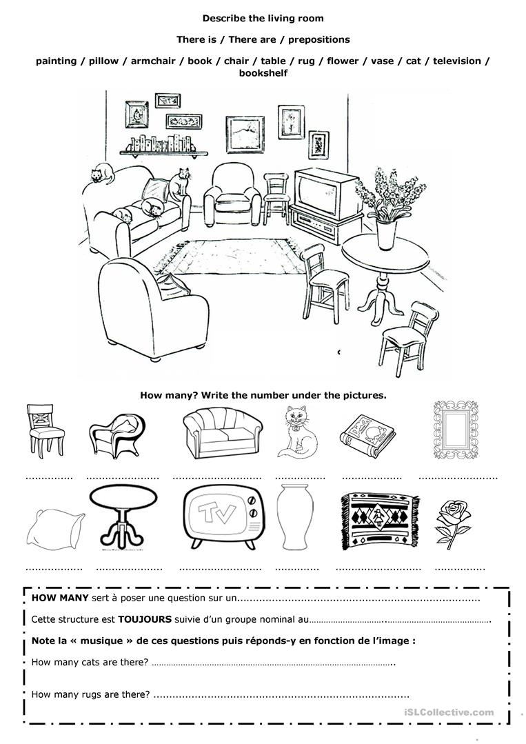 Describe the living room Term paper Writing Service