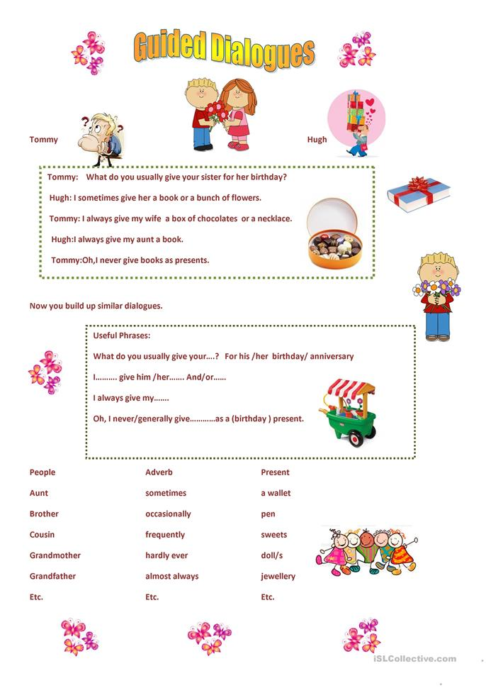 english dialogues for intermediate students pdf