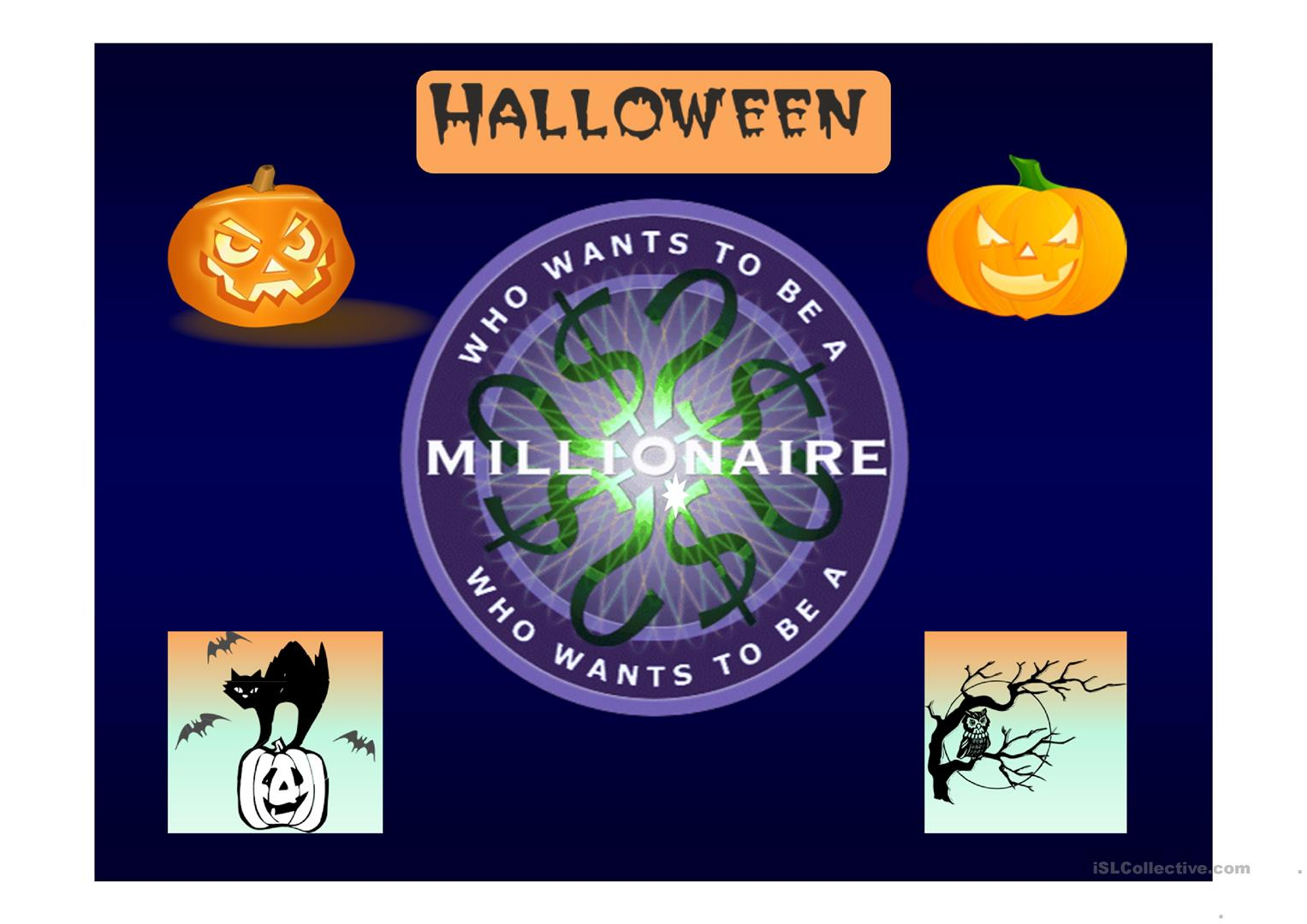 23 free esl millionaire powerpoint presentations, exercises, Powerpoint templates