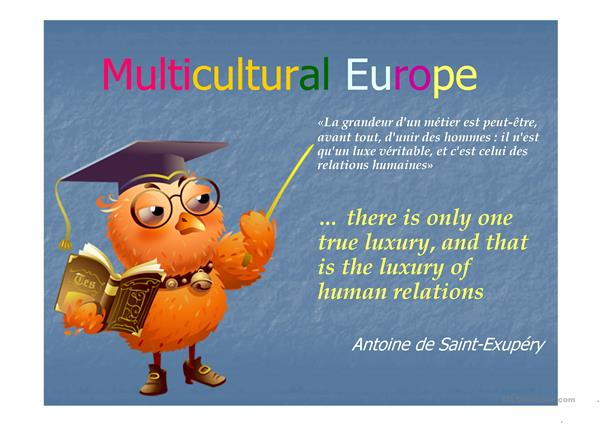 Multicultural Europe