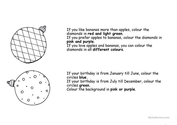 Christmas Colouring In.