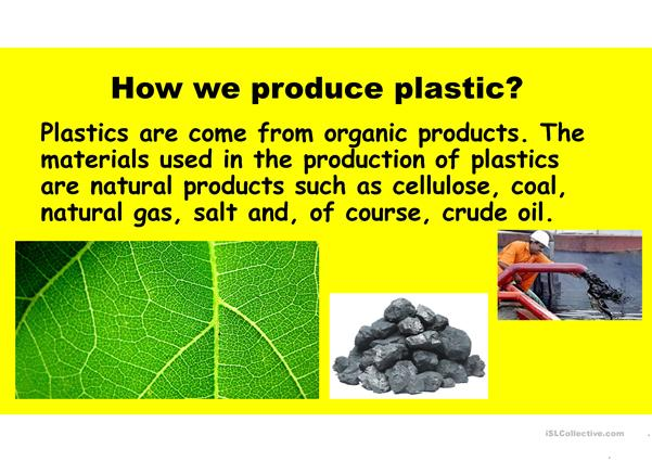 products and process