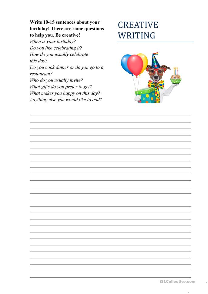 esl writing invitations Writing & speaking resume & interview learn to teach english with technology esl games: party invitations.