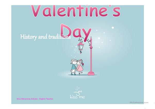 Saint Valentine's Day