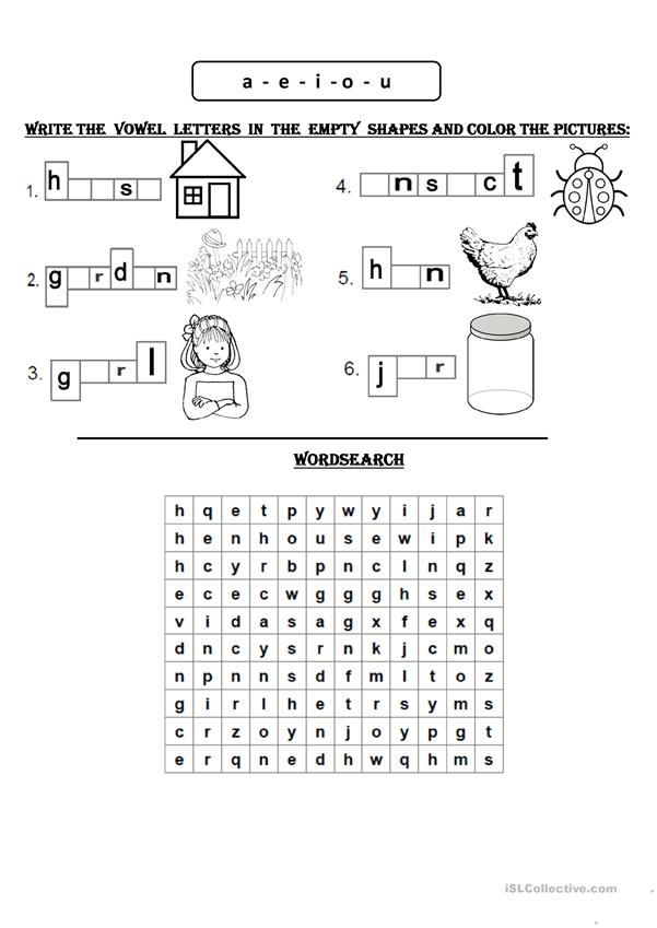 games for primary vocabulary
