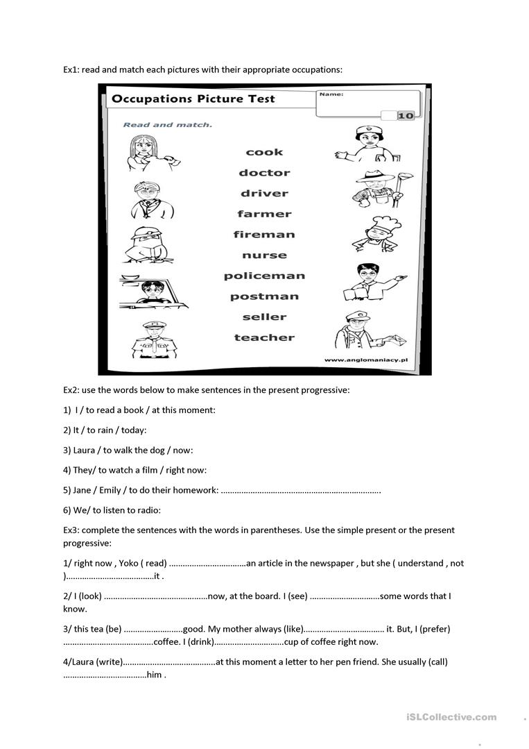 - For The 7th Grade - English ESL Worksheets For Distance Learning