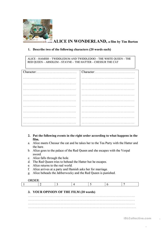 alice in wonderland essay introduction An essay about alice in wonderland by zbrandes alice in wonderland essay an introduction to the symbolic literature of the renaissance r raybould.