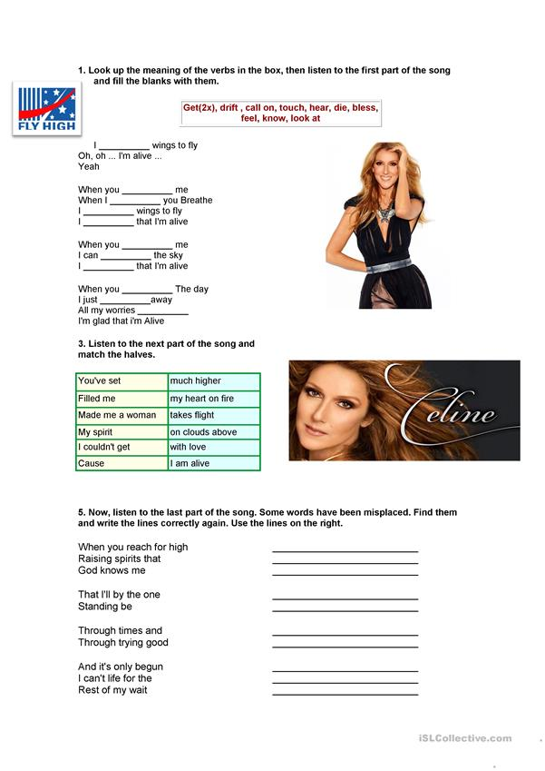 Celine Dion Im Alive Song Meaning Celine Dion Songs Age