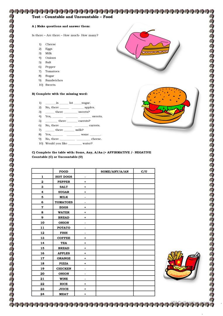 Image Width   Height   Version besides Adjectiveseight Ws further Nouns Uncountables Games Board furthermore Thumb as well Test Food Countable And Uncountable Nouns Tests. on nouns countable uncountable printables tests