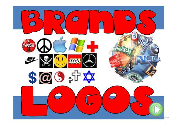 ADVERTISING - logos and brands