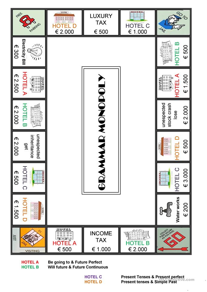Monopoly Game Worksheets « Top 15 warships games for PC