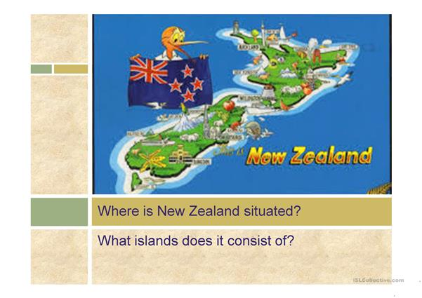 Quiz about New Zealand