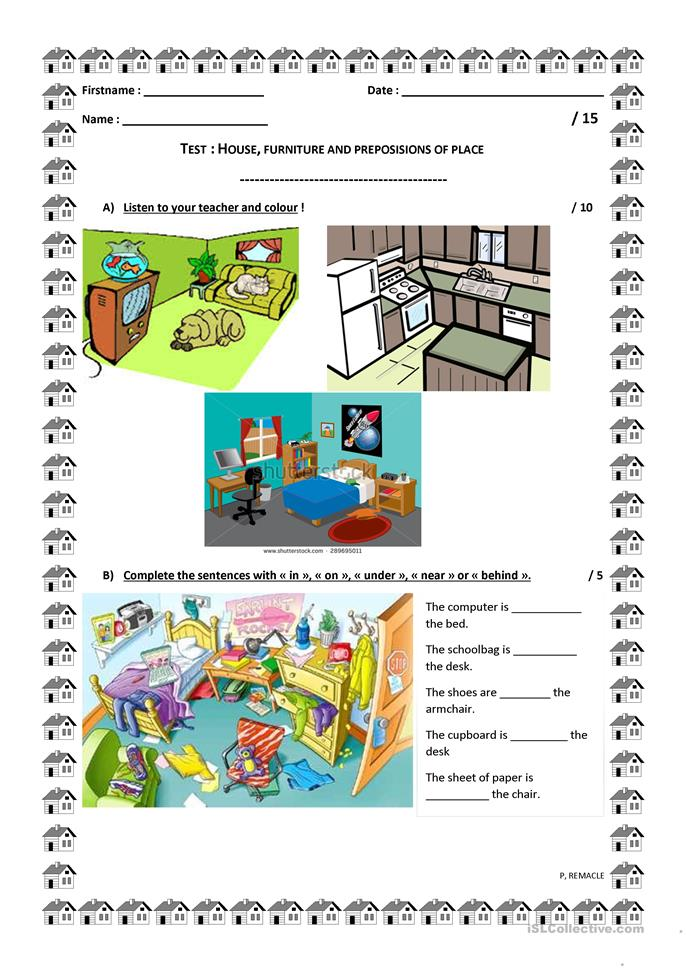Preposition In Learn In Marathi All Complate: Free ESL Printable Worksheets Made By