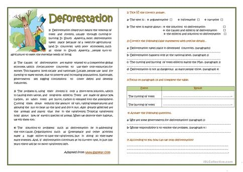 Rainforest of Sumatra Lesson Plans & Worksheets Reviewed by Teachers