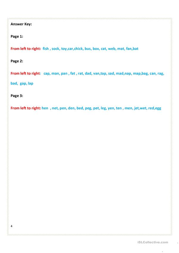 Match The Smixed Vowels Worksheet Free Esl Printable. Match The Smixed Vowels. Worksheet. Tapped Worksheet Answer Key At Clickcart.co