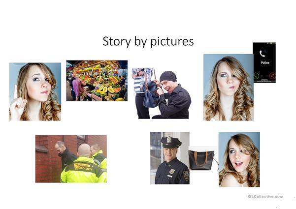 Story by Pictures