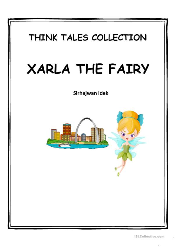 Think Tales 5 (Xarla the Fairy)