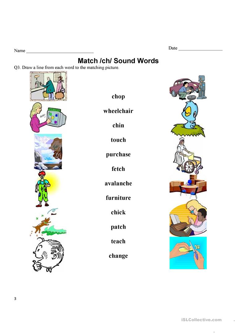 Worksheets Ch Sound Worksheets phonics ch sound worksheet free esl printable worksheets made by full screen