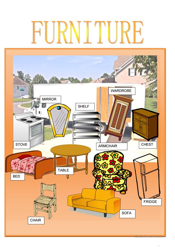 House - Furniture