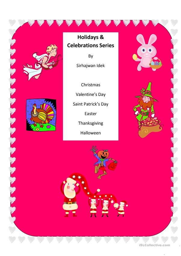 Holidays & Celebration Series