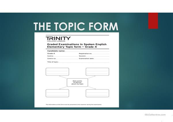 Trinity - a GUIDE TO SUCCESS