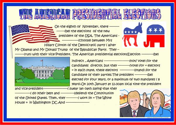 American election ; past present future
