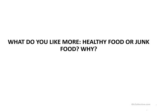 Eating habits + questions