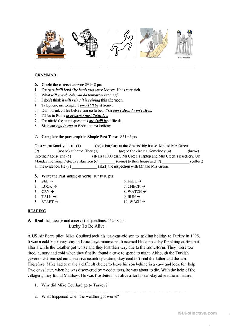 Grade 10 Exam English Esl Worksheets For Distance Learning And Physical Classrooms